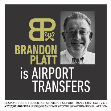 Brandon Platt is Airport Transfers