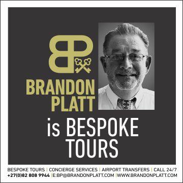 Brandon Platt is Bespoke Tours